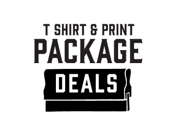 Package Deals on T-shirts and gear